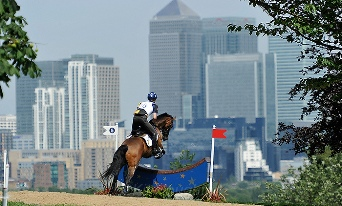 London Olympic & Paralympic Games | Peden Bloodstock